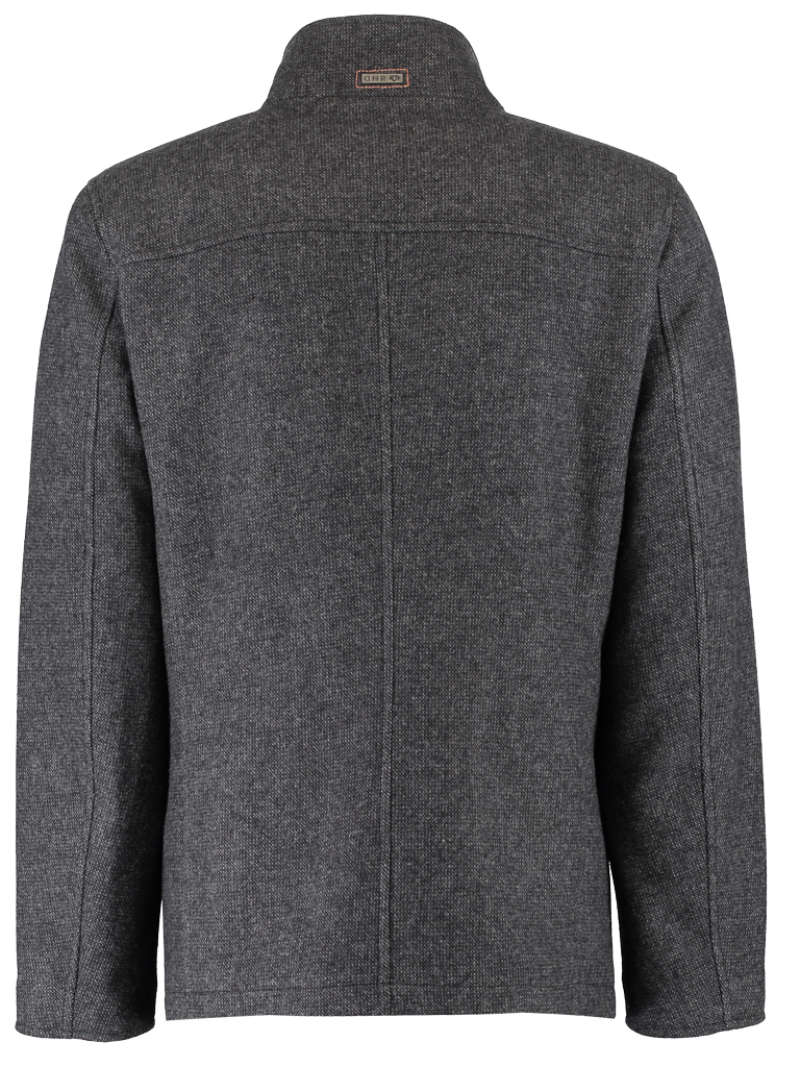 Warm Wool Winter Coat From The Brand DNR